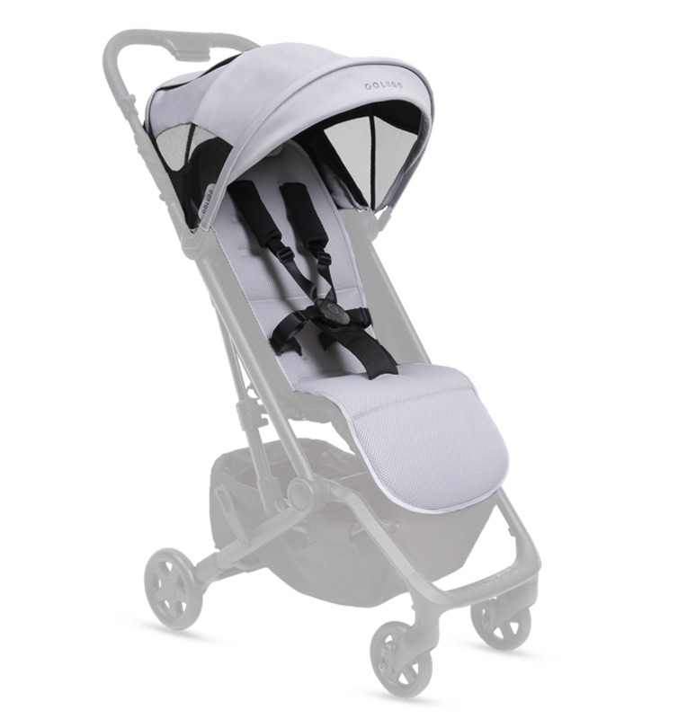 The Compact Stroller Black Baby car seats, Baby