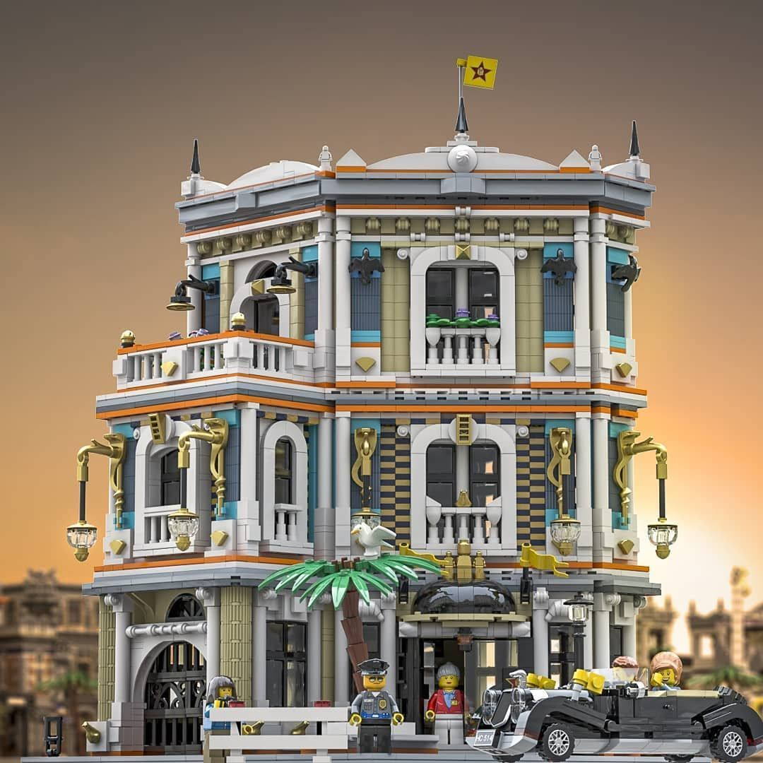 Brickybrick official IG on Instagram The Presidents Office Now on LEGO Ideas Hope you like and vote for it LINK ON BIO Brickybrick official IG on Instagram The Presidents...