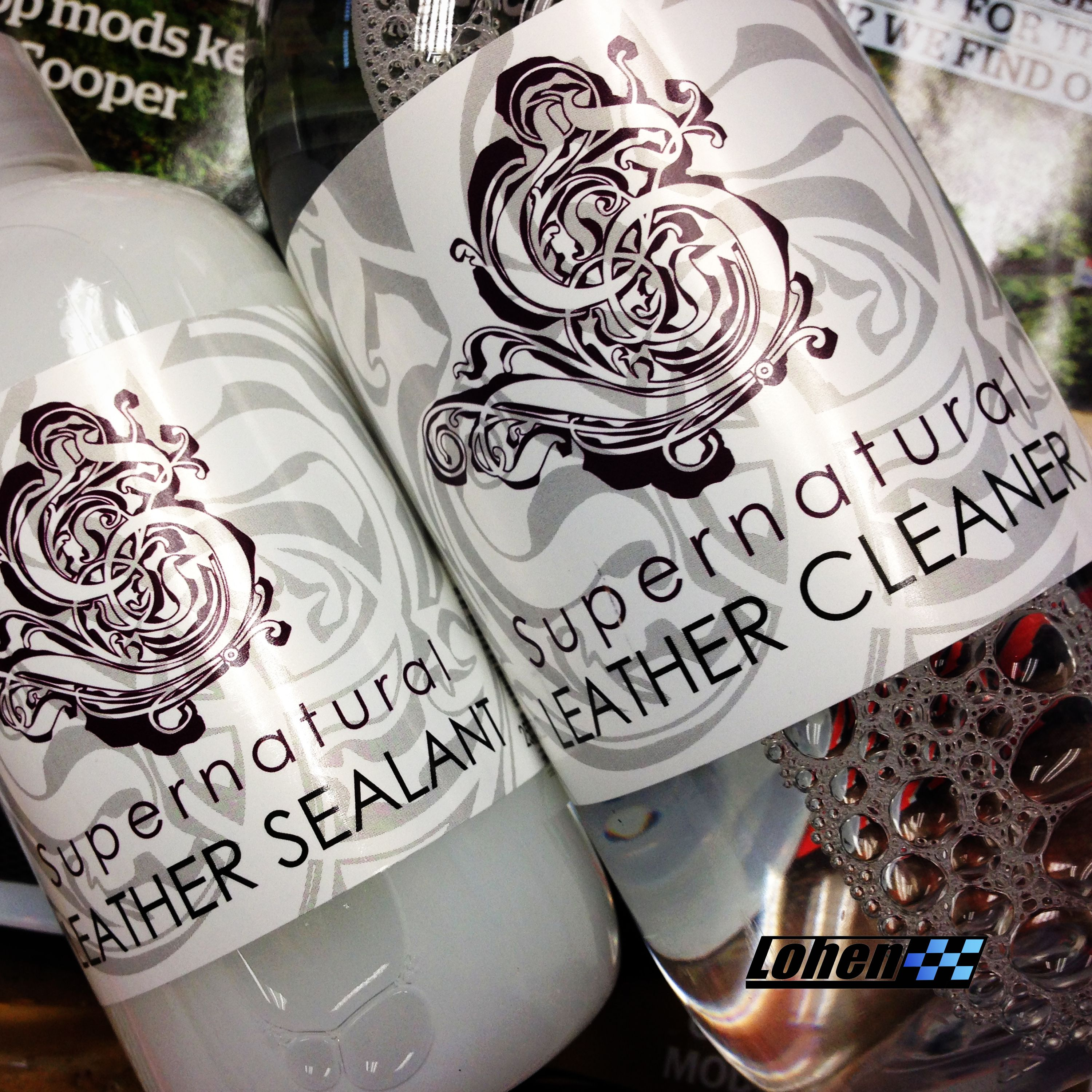 If you're looking for the perfect selection of MINI cleaning products, look no further than Lohen's range of Dodo Juice!   We've recently added another 2 fantastic solutions - Supernatural Leather Sealant and Supernatural Leather Cleaner. Check out our website for the full range here - http://bit.ly/dodojuice  #Lohen - #LohenMINI - #MINI - #totallydodo