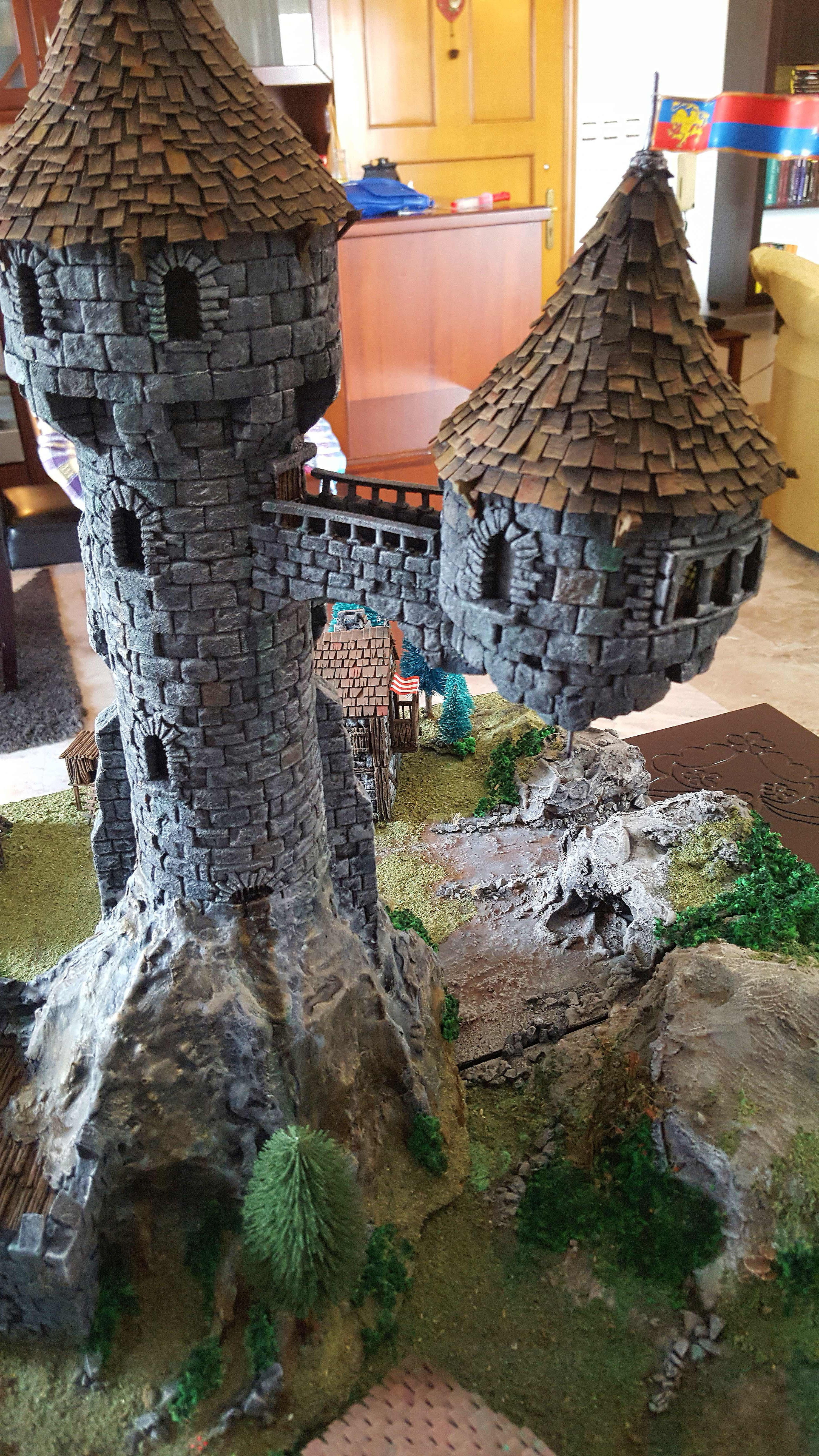 Wargame, tower #wargamingterrain Wargame, tower