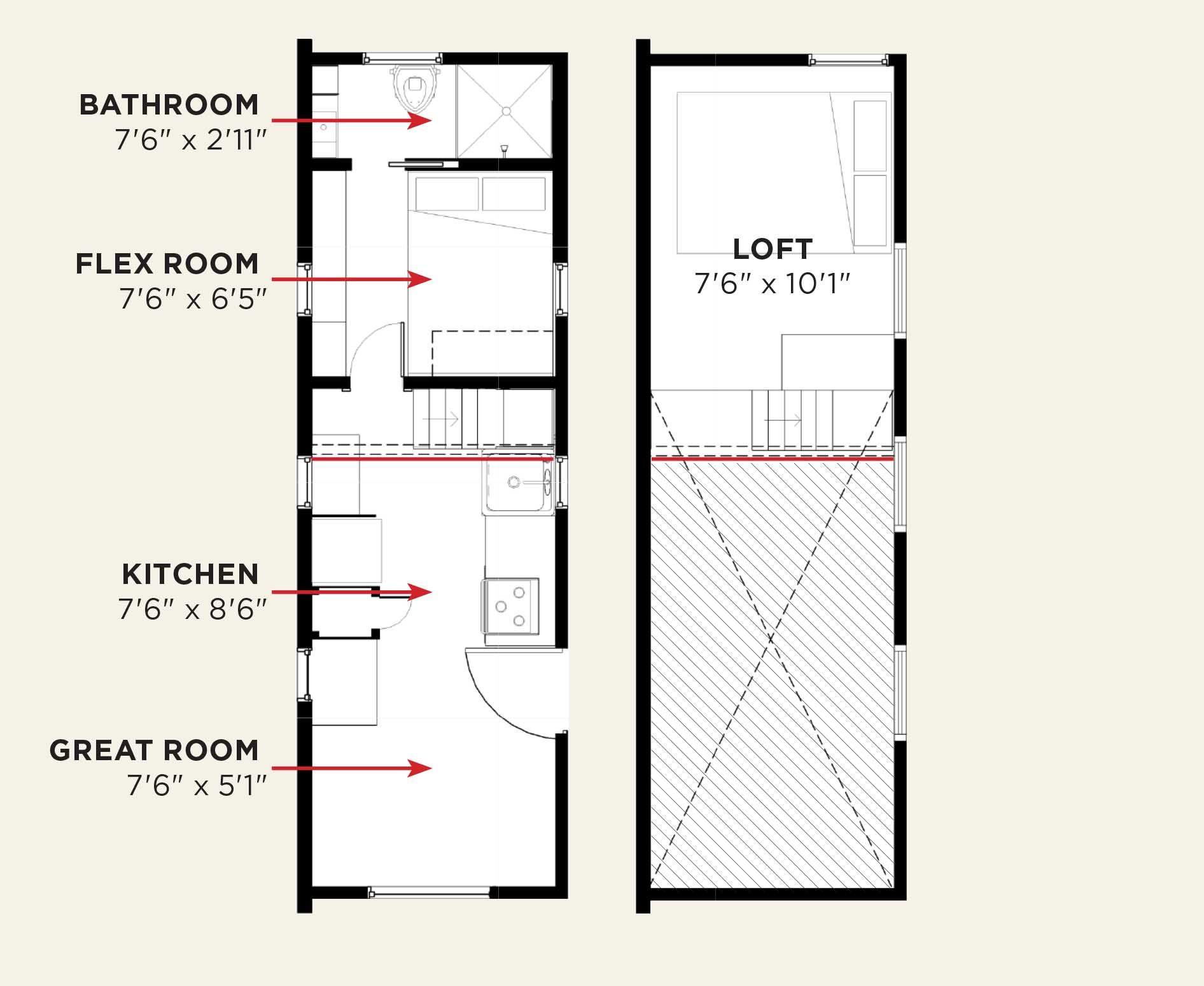 Design Your Tumbleweed | Tiny houses, Tumbleweed house and ...