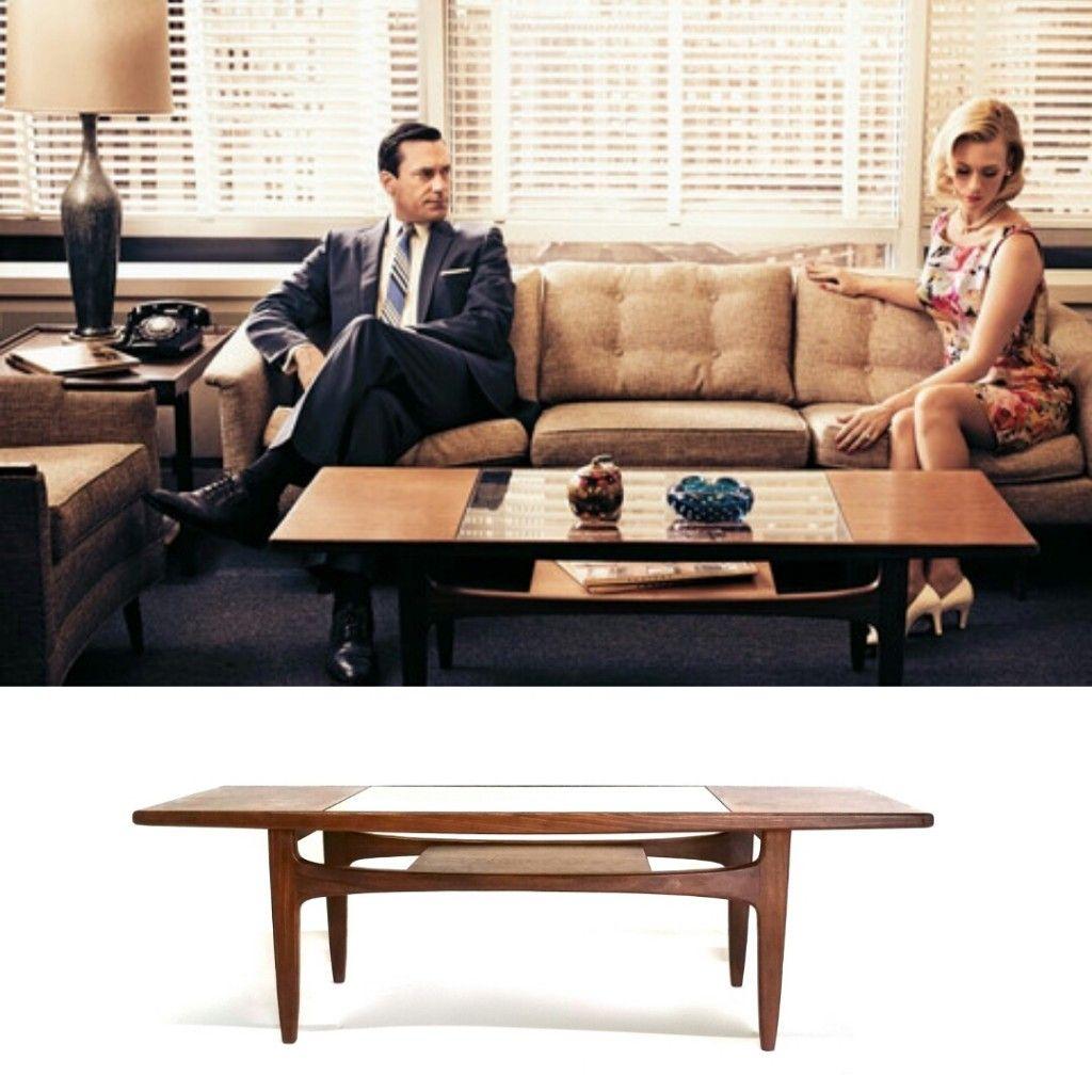 Madmen Gplan Fresco Coffee Table Www Mid Centurymercantile