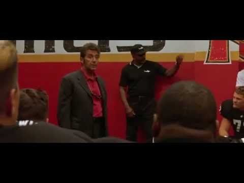 Al Pacino S Inches Inspirational Speech Any Given Sunday