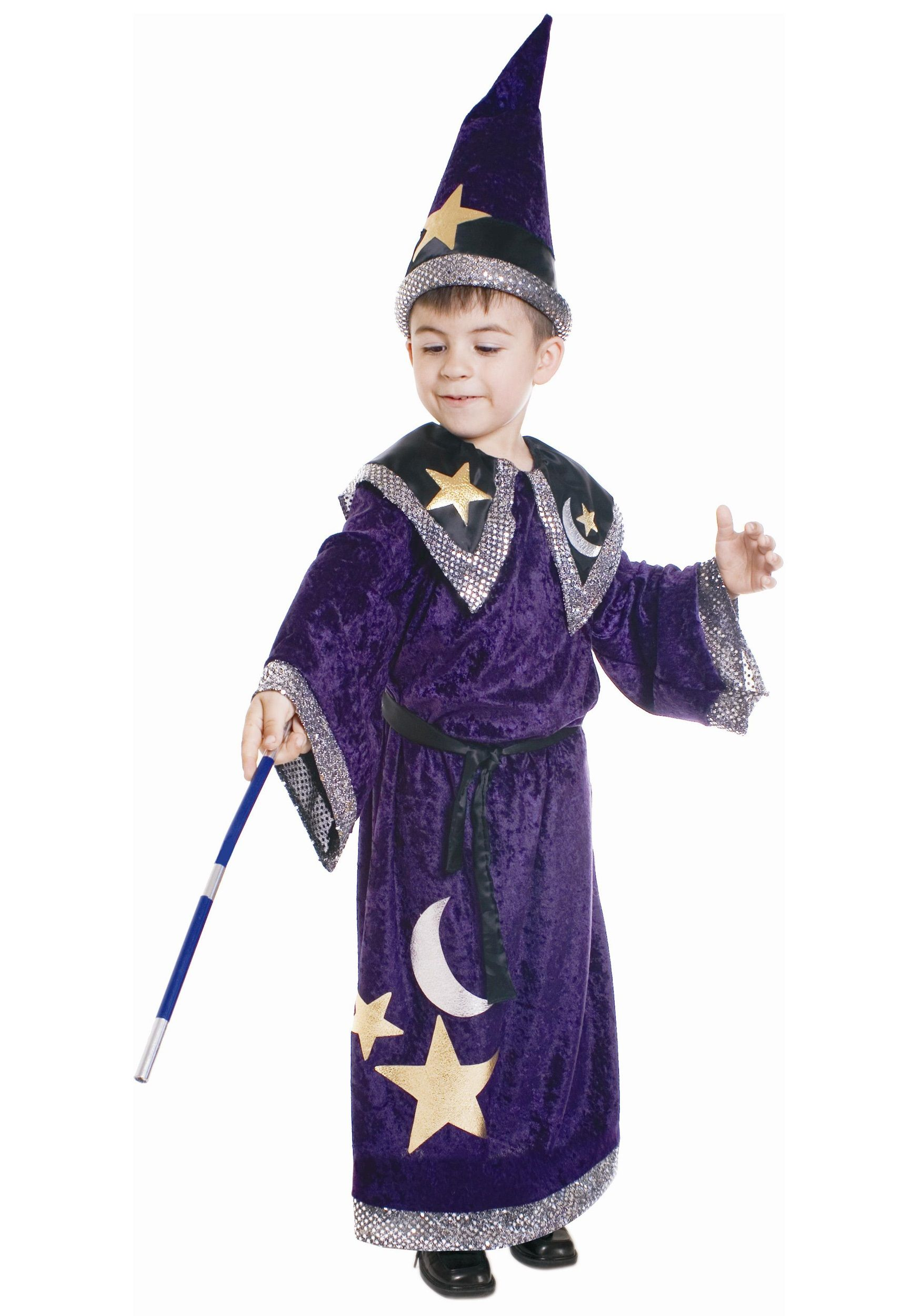 ADULT KID MAGICIAN WITCH HAT HALLOWEEN CHRISTMAS COSTUME PARTY CAP