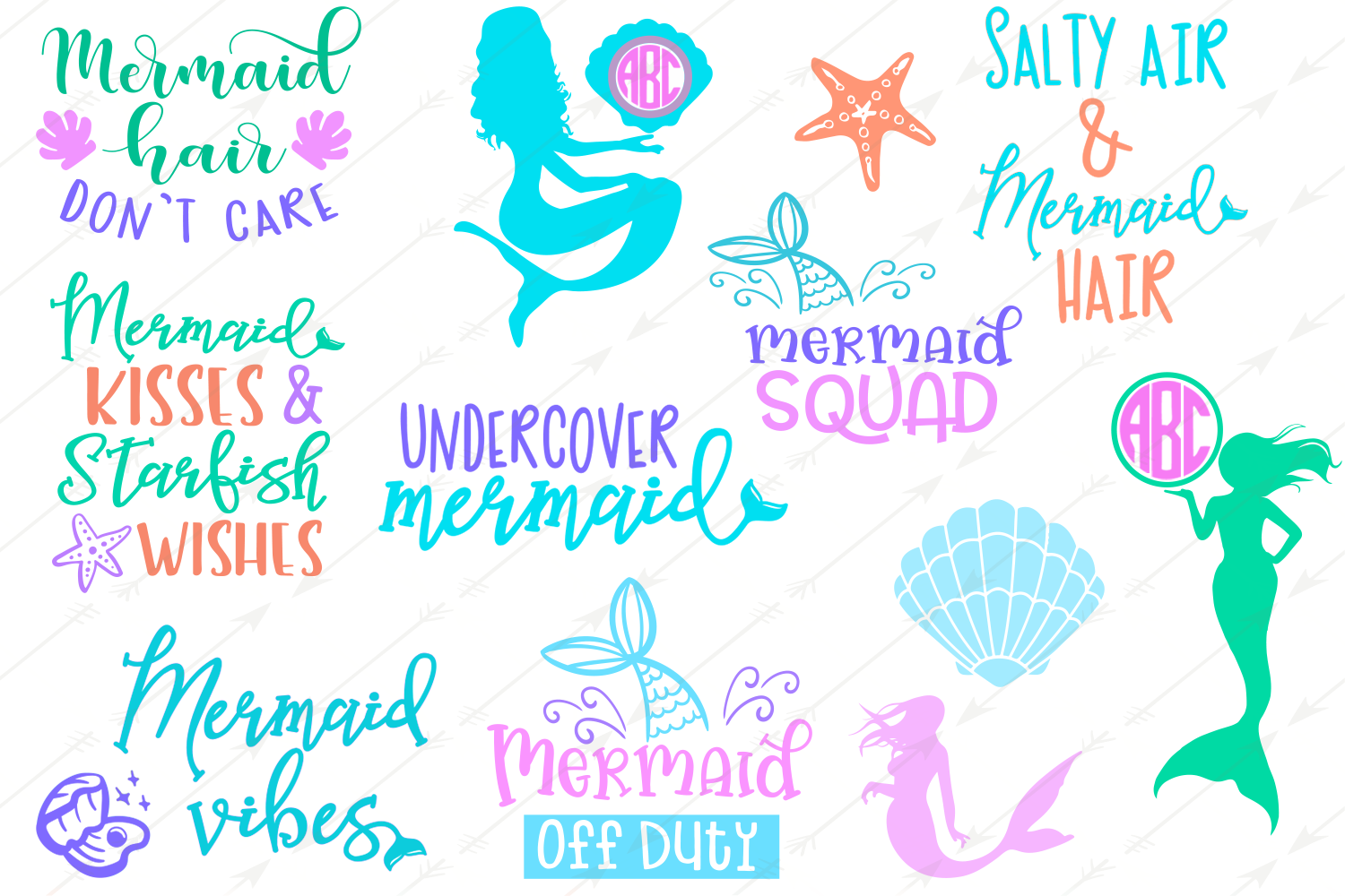 Free SVG & PNG Download Gallery by Mermaid crafts