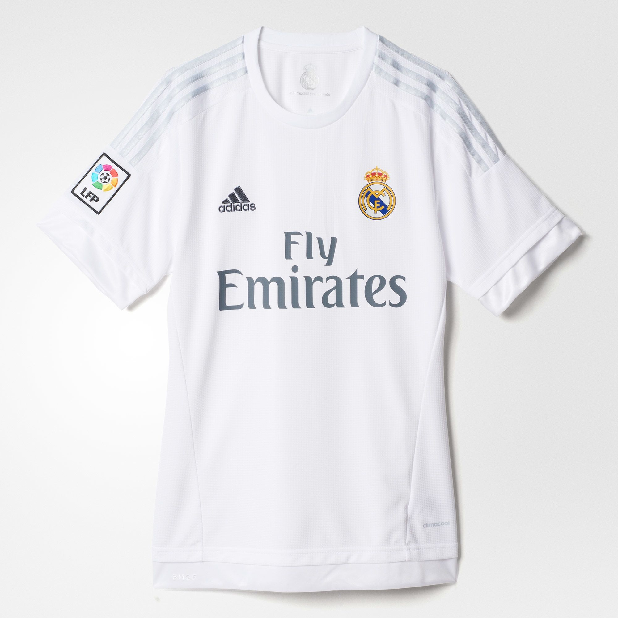 d32c7ae547a68 adidas CAMISETA REAL MADRID HOME NIÑO - White