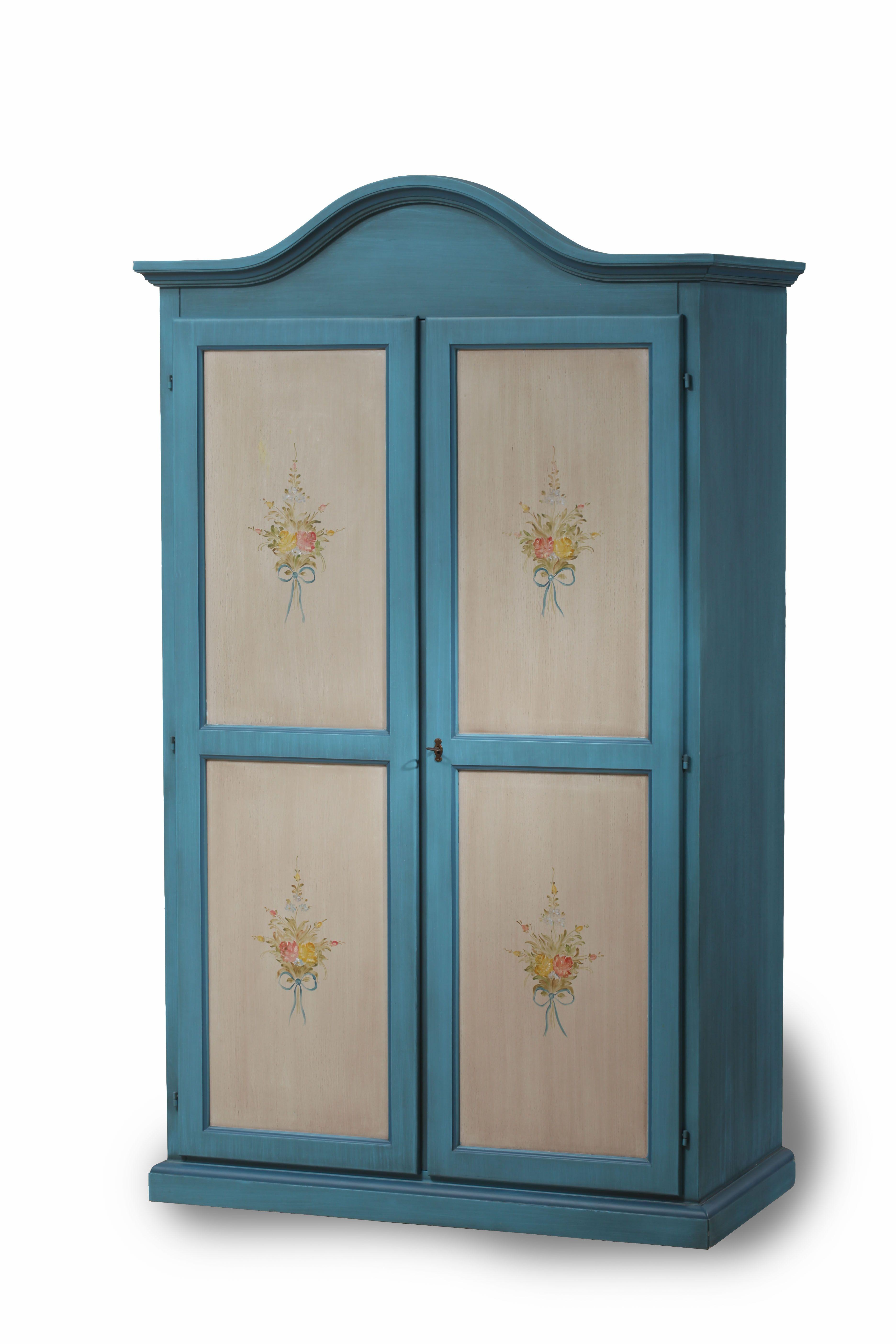 ART. 205 WADROBE 2 DOORS 120/60/205 Mediteraneo collection
