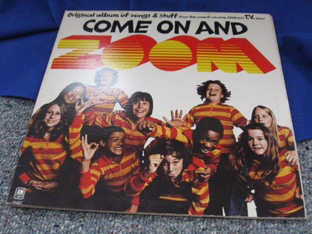 "The Cast of ""ZOOM"" (the much-loved PBS Kids series) - Come On and Zoom (A&M Records)"