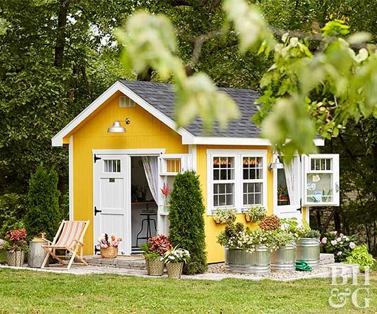 Photo of Build the She Shed of Your Dreams
