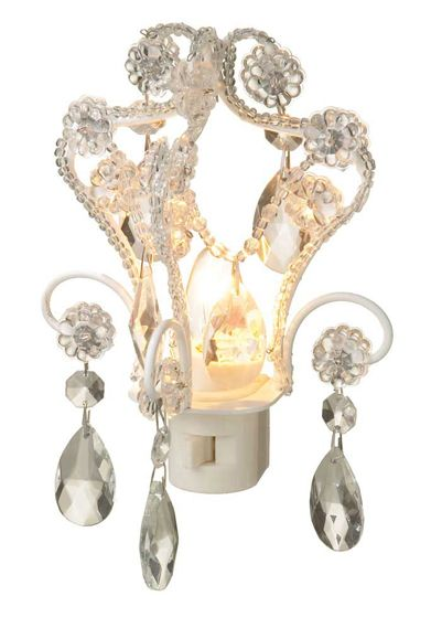 Chandelier Night Light With Images