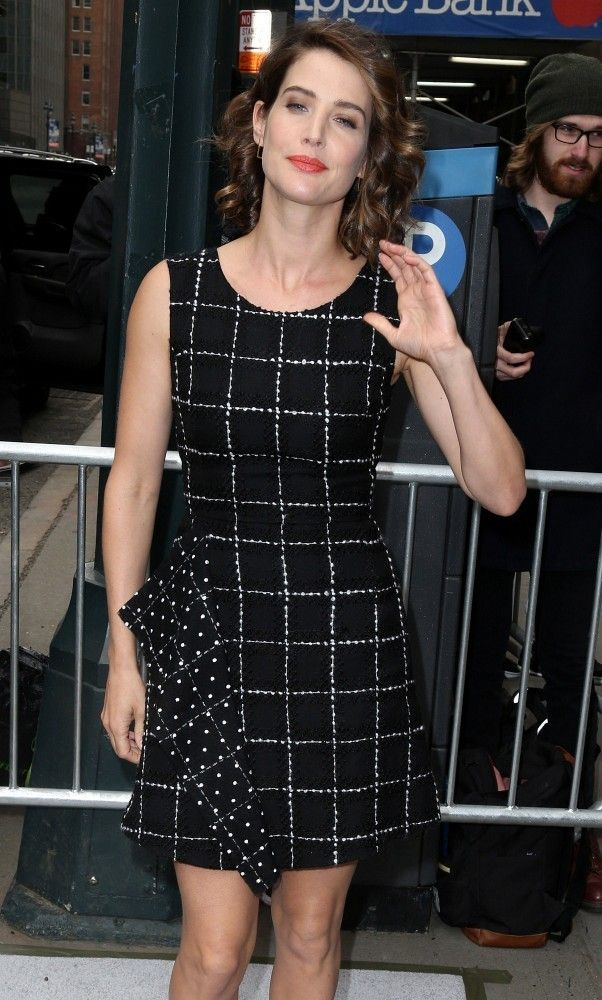 Cobie Smulders Photos - Variety Power of Women NY Luncheon - Zimbio