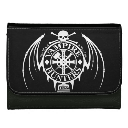 Vampire Hunters Wallets