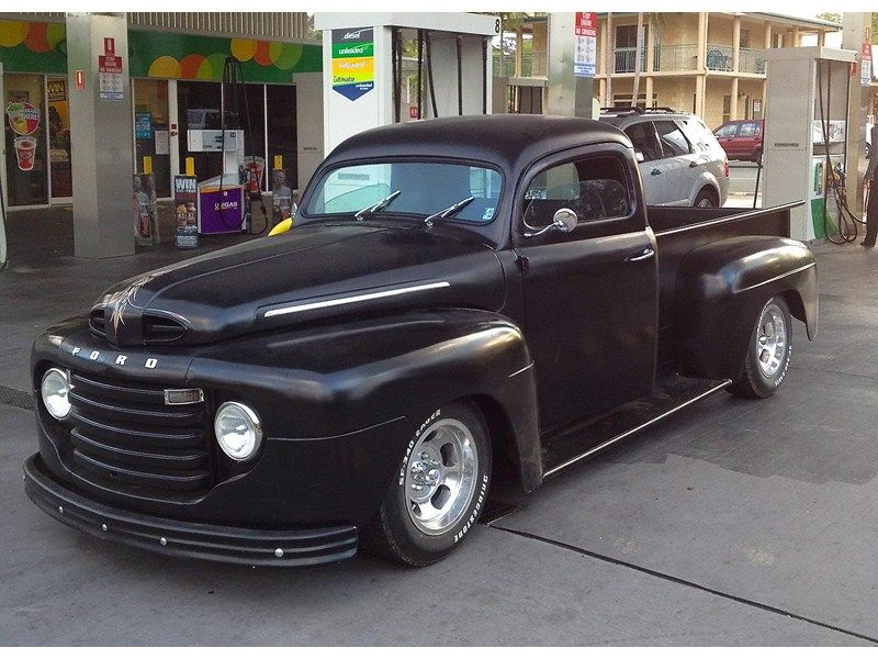 1948 Ford F100 Pickup for sale | Trade Unique Cars, Australia ...