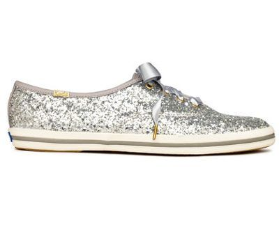 Keds for Kate Spade New York sneakers add the perfect amount of glitter into your life!