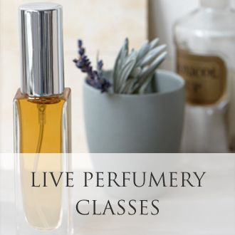 want hands on live perfumery training classes for all