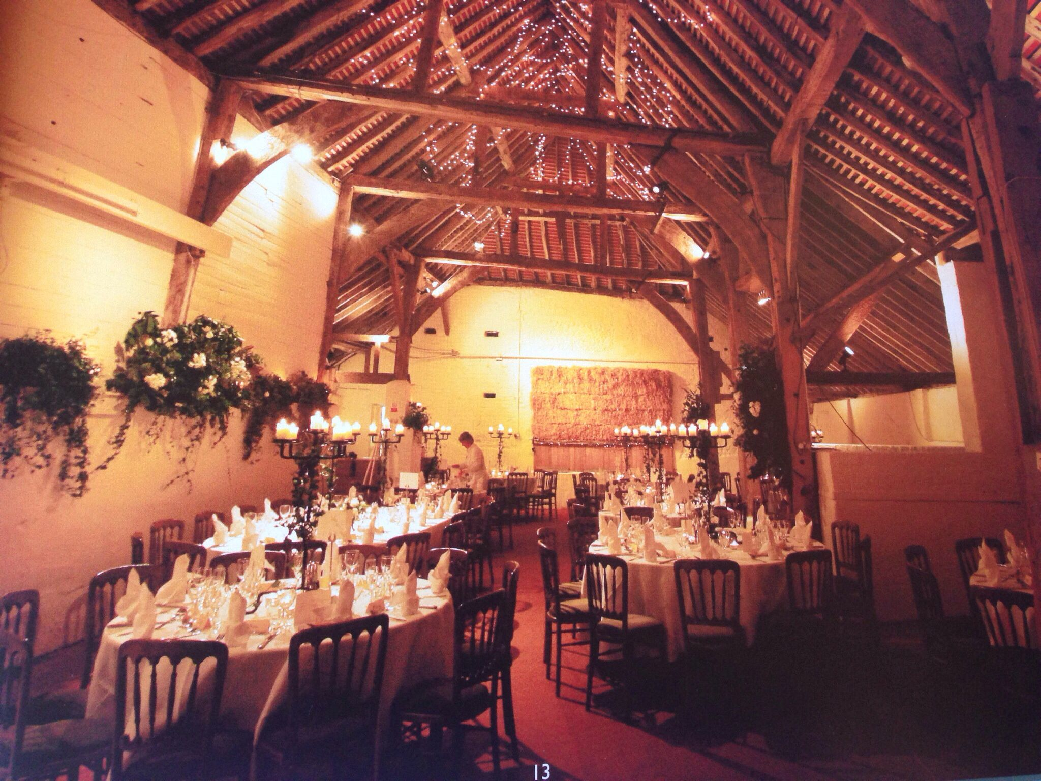 The STUNNING Pangdean barn in East Sussex