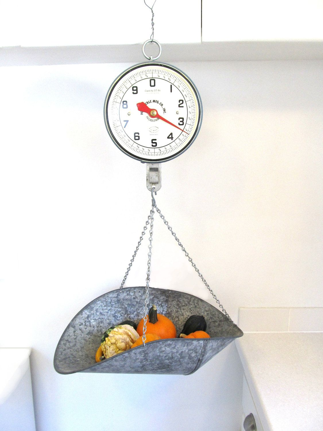 Vintage Penn Hanging Produce Scale
