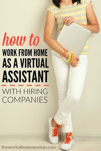 How To Work From Home As A Virtual Assistant Virtual Assistant Virtual Assistant Jobs Working From Home