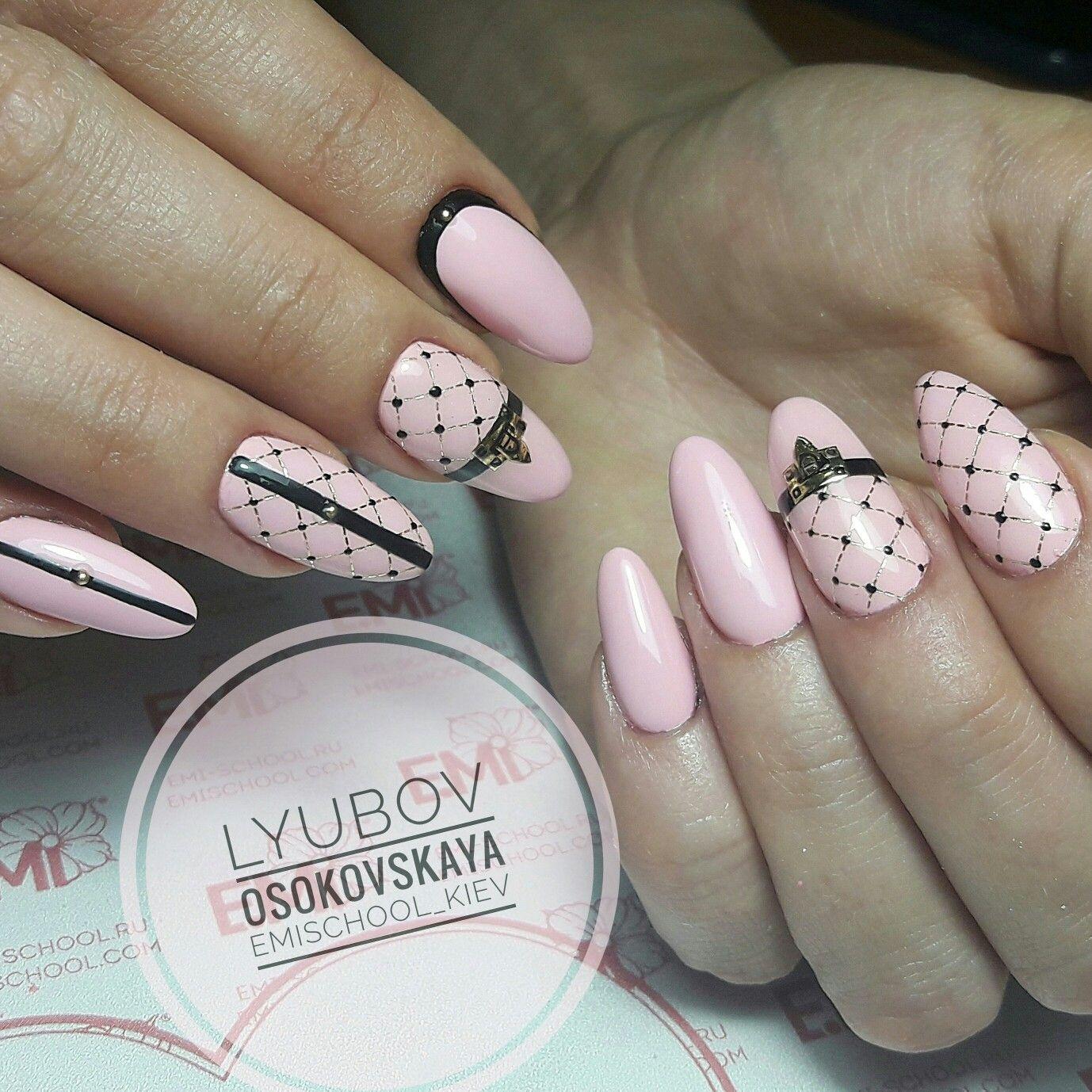 Pin von Jasminka Cecconi auf Nails | Pinterest | Nageldesign ...