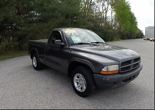 2003 Dodge Dakota Owners Manual Only V 6 And V 8 Powered Models Of Dodge S Mid Size Dakota Pickup Truck Are Designed For The 2003 Model Year Since The Four T