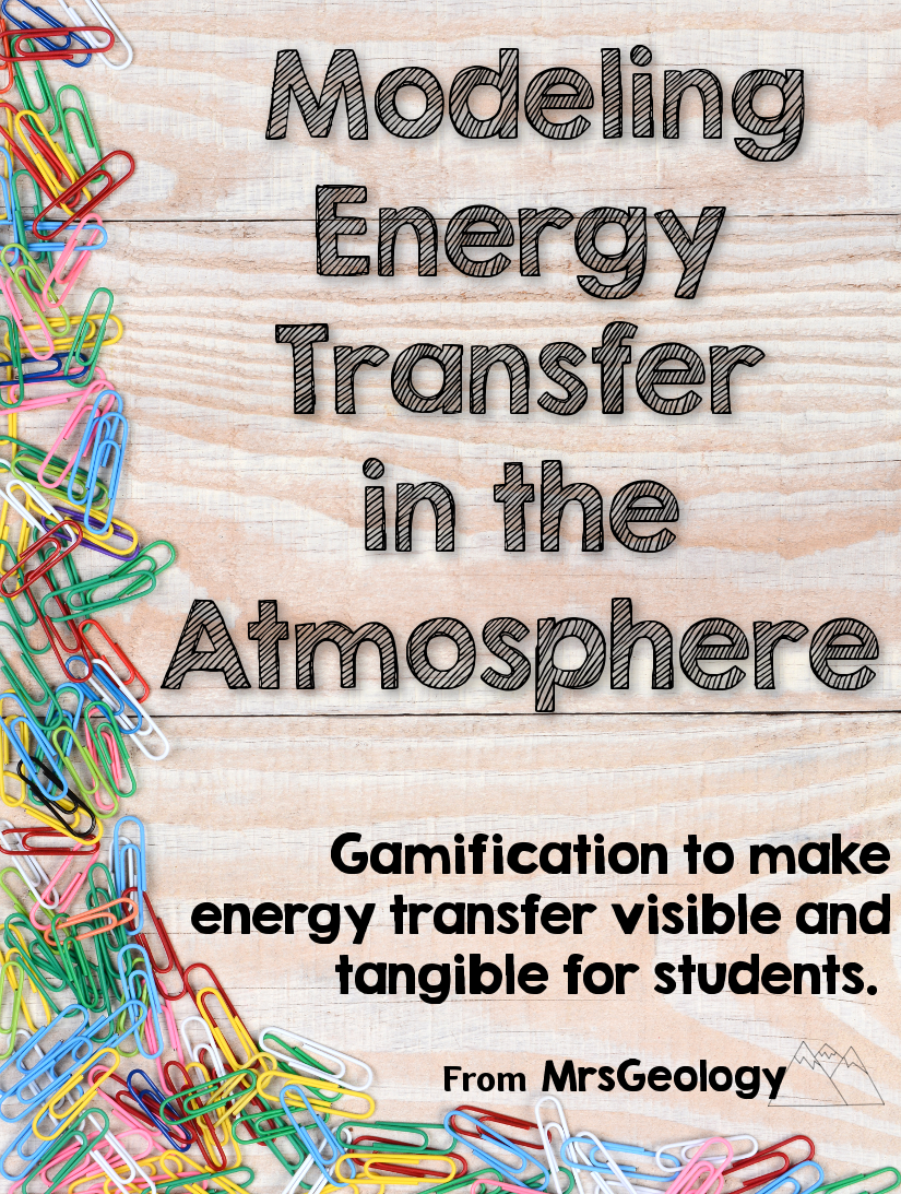 modeling energy transfer in the atmosphere make convection