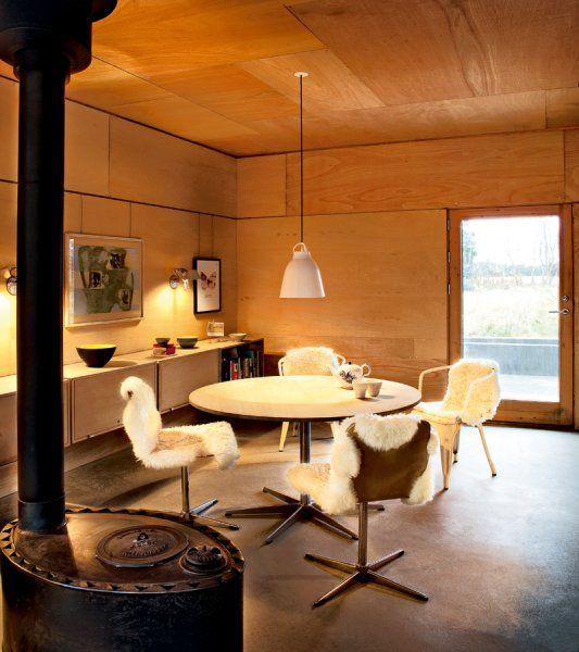 Au Danemark Un Loft Minimaliste En Pleine Nature Salle A Manger Vintage Belles Salles A Manger Salle A Manger Contemporaine