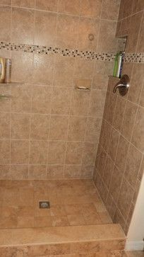 Examples Of Small Bathroom Remodels 16 962 Small Shower 5 X 3