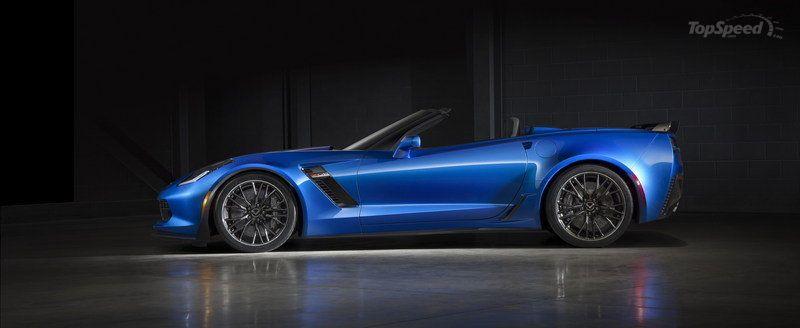 2015 Chevrolet Corvette Z06 Convertible Gallery 548668 2015