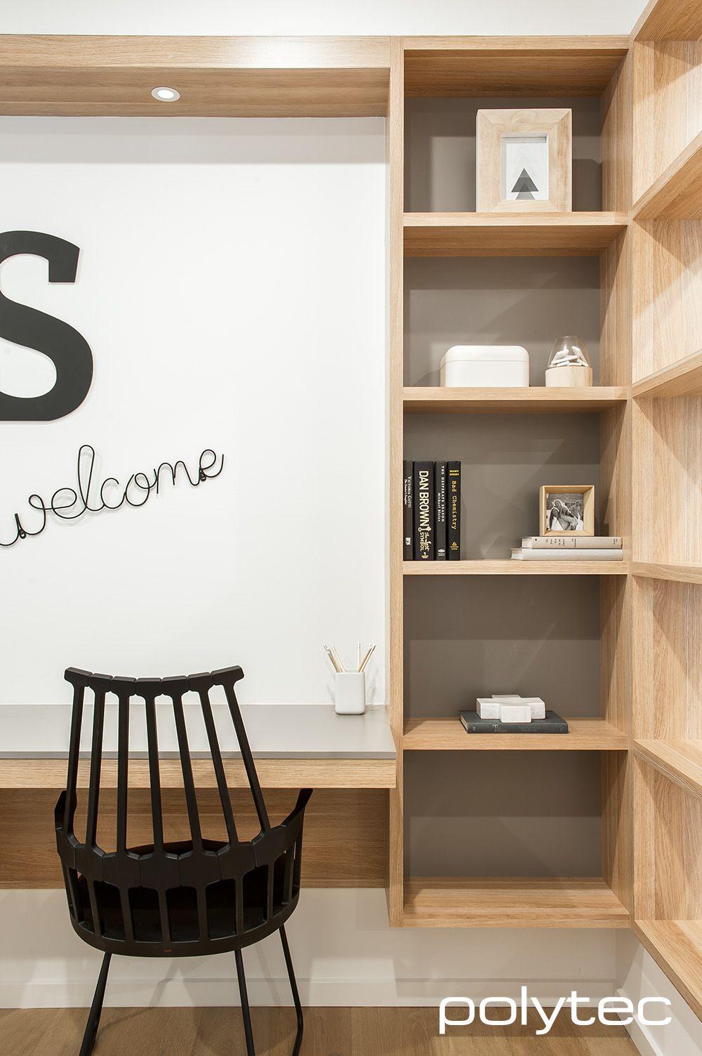Media wall unit in Sepia Oak Ravine. | joinery | Pinterest | Media ...