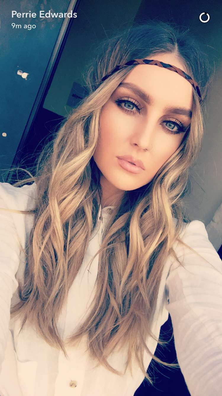 Snapchat Perrie Edwards nude photos 2019