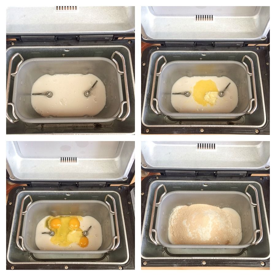 How to make Gluten-Free Bread in a Bread Machine via @kingarthurflour (With images) | Gluten ...