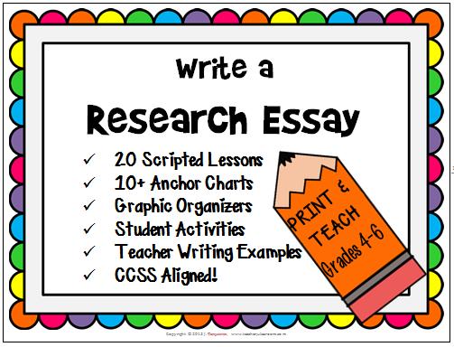 Research Project Writing Workshop Lesson Teaching Brainpop Paraphrasing