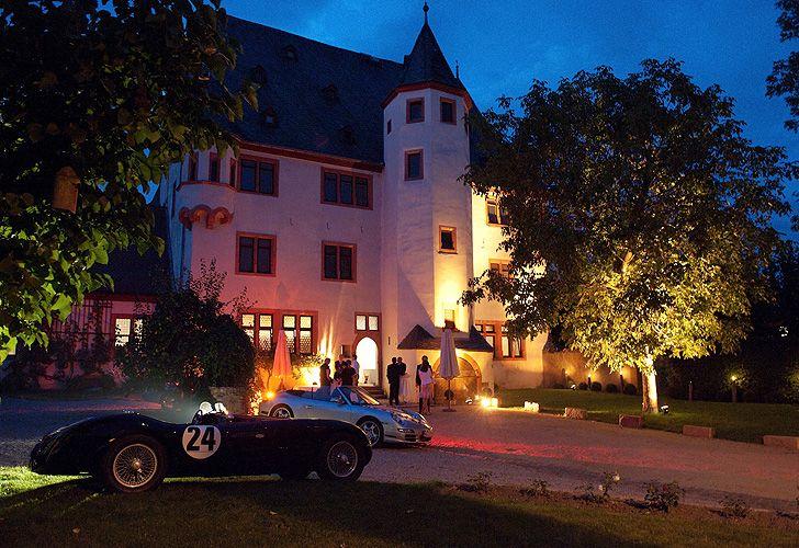 Anfahrt Rheingau Exklusiv Schloss Schonborn Rheingau Geisenheim Rheine
