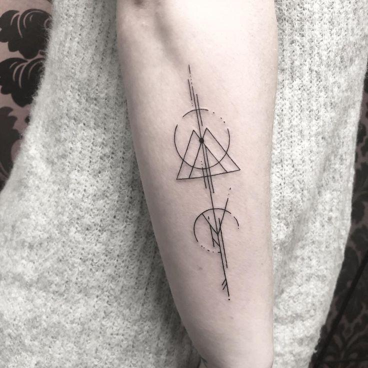 Unique Abstract Gemini Tattoos Google Search Gemini Tattoo Gemini Tattoo Designs Twin Tattoos