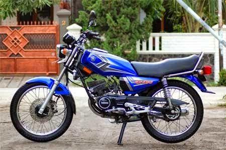 Gambar Modifikasi Motor Rx King 135 Motor Bertenaga 2 Tak