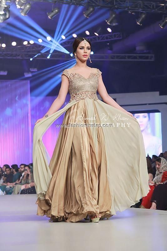 Asifa & Nabeel Bridal Dresses at Bridal Couture Week 2013