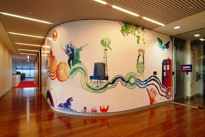 Wall Design Ideas For Office