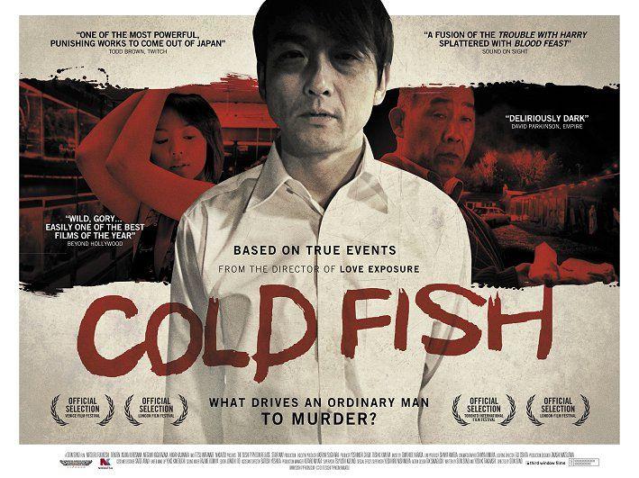 Risultati immagini per cold fish poster