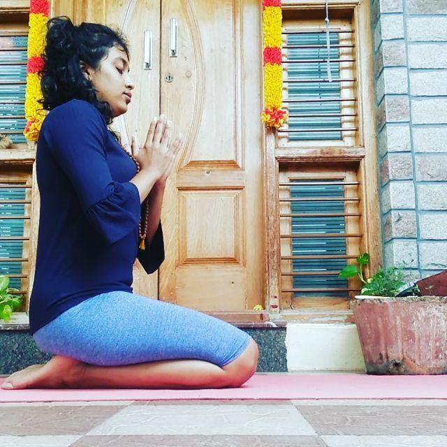 Just breathe. Inhale🌸 and Exhale 🌸 . . . . . . . . #yoga #fitness #meditation #yogalif...