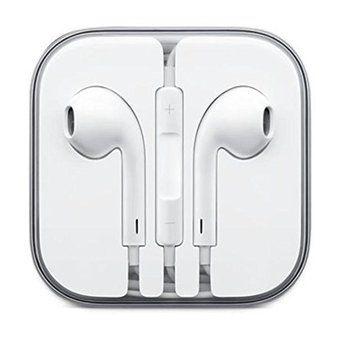 dc77c71c6b6 Belanja Apple Earpods iPhone 5/s/c 6/6+ Original 100% Indonesia Murah -  Belanja Headphone In-Ear di Lazada. FREE ONGKIR & Bisa COD.