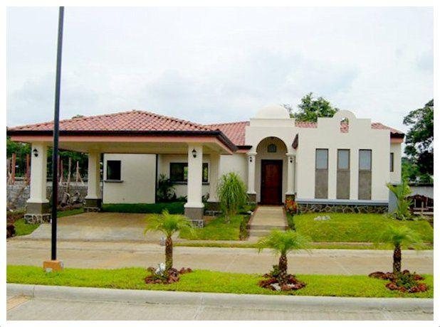 Fachadas de casas de un piso fachada casa pequea dos for Fachadas de casas de un solo piso