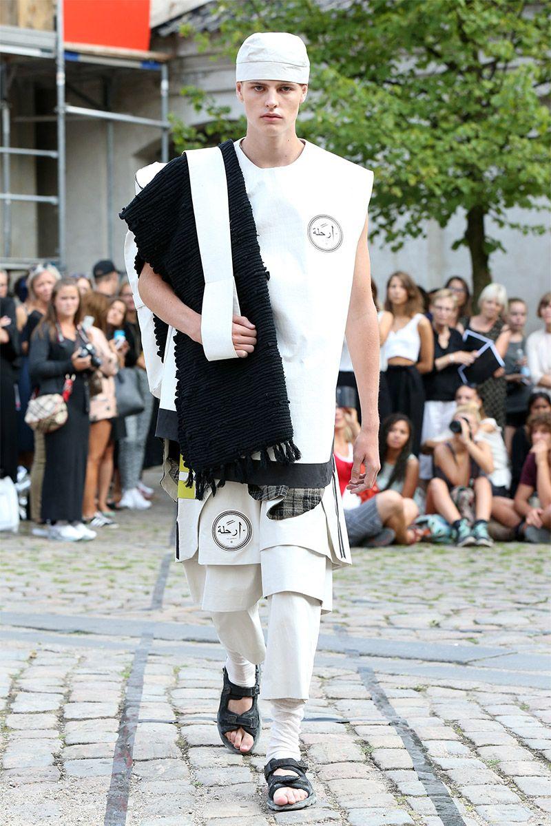 Royal Danish Academy Of Fine Arts Ss15 Copenhagen Fashion Week Vogue Men Fashion