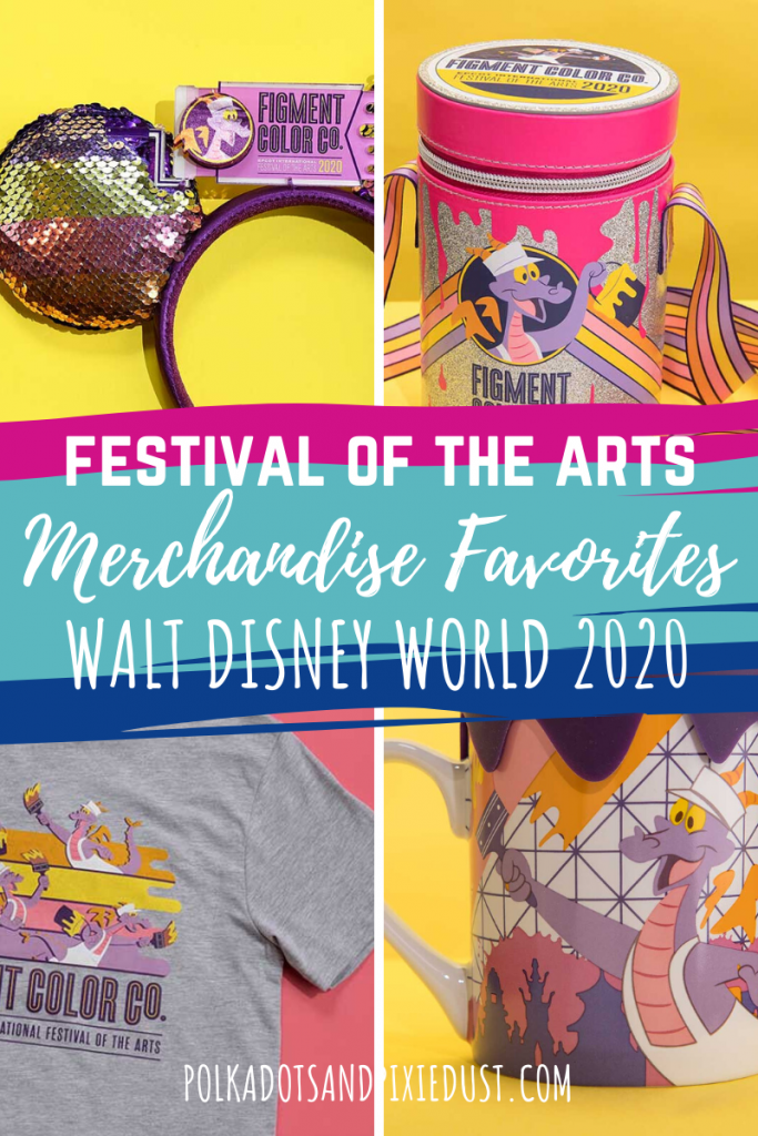 Guide To Epcot S Festival Of The Arts 2020 Merchandise Favorites In 2020 Walt Disney World Tickets Disney World Tickets Disney World Tips And Tricks