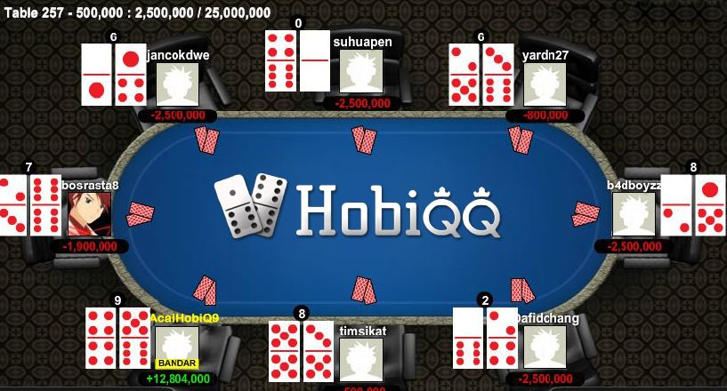 Tips Jitu Bandarq Poker Table Poker Bandar