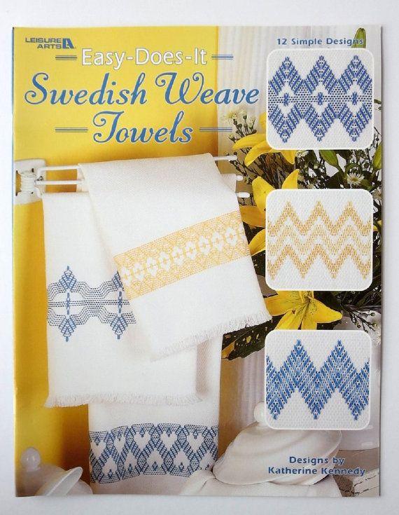 Katherine Kennedy Swedish Weave Design *Hand Embroidery *Needlework ...