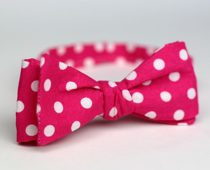 Bow Tie DIY: Learn to Sew a Bow Tie in 6 simple Steps via: http ...
