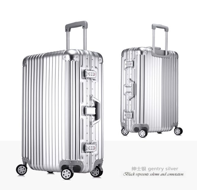 2015 New 20inch Large Capacity Travel Suitcases Men Business ...