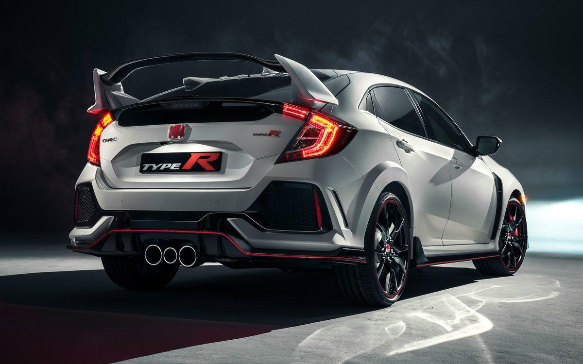 Honda Civic Type R 2017 Honda civic type r, Honda civic