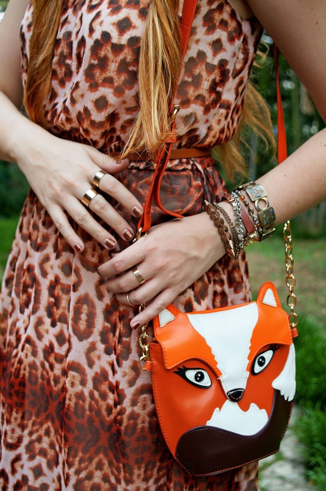 Cutest purse EVER! -- Fox Bag
