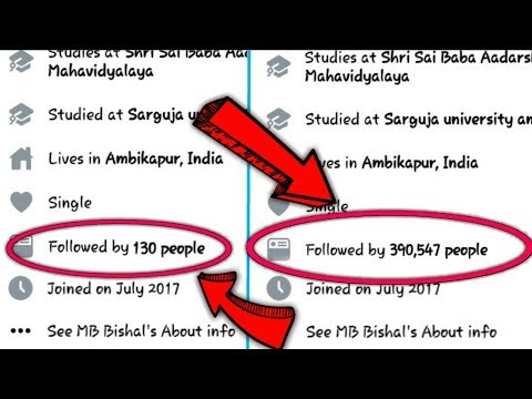 How To Get More Followers On Facebook And Get Unlimited Friend Request Youtube In 2020 Get More Followers More Followers How To Get